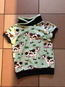 Sunshine Shirt Strl 62-170 Pappersmönster