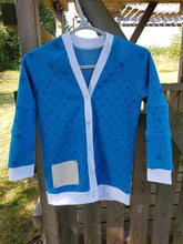 That BaumwULLE Cardigan Strl 56-170 PDF-mönster