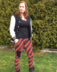 I Rock Jeggings Strl 34-56 PDF-mönster