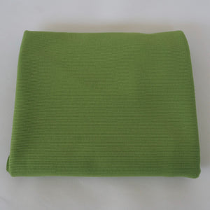 Mudd, rundstickad extra bred, Apple Green