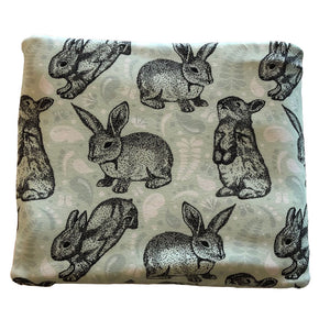 Dotty Rabbits Mint Trikå/Jersey