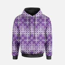 Mostly10 Chevron Purple GOTS-Trikå/Jersey
