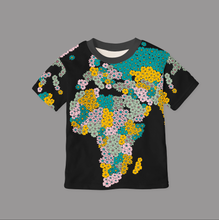 Blooming World Black GOTS-Trikå/Jersey
