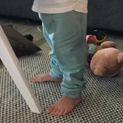 Easy Peasy Pants strl 56-140 PDF-mönster
