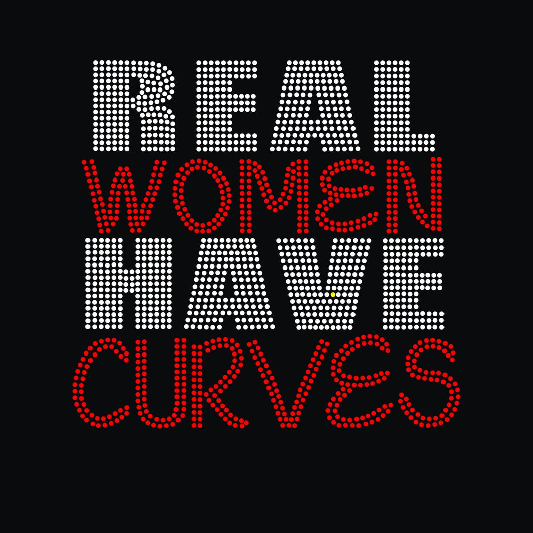 Strassapplikation Real Women Have Curves