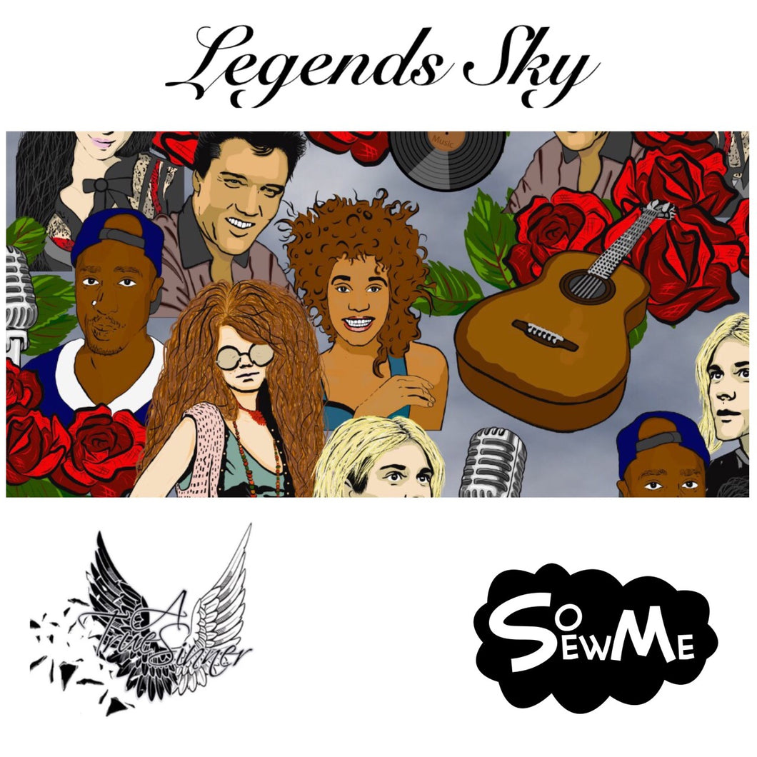 Legends Sky Trikå/Jersey