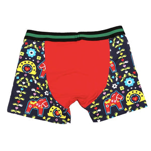 Big Bad Boxers Strl 2XS-4XL PDF-mönster