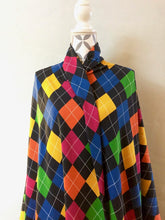 Argyle Multi Sweatshirt/College