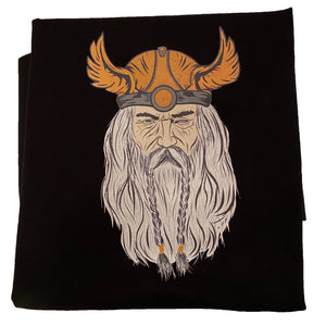 Vuxenpanel Viking Black Öglad Jogging