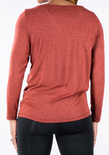 Boatneck V-detail top