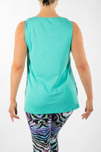 Tank Top, A-shape with side-tie option