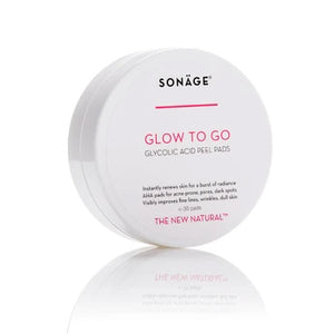Skin Care - Glow-to-Go Glycolic Acid Peel Pads