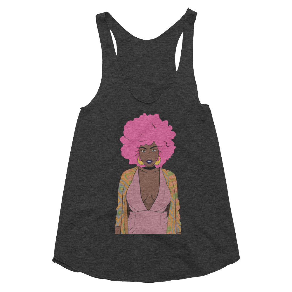 Cotton Candy Hair Tank