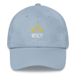 Blck Royalty Dad Hat