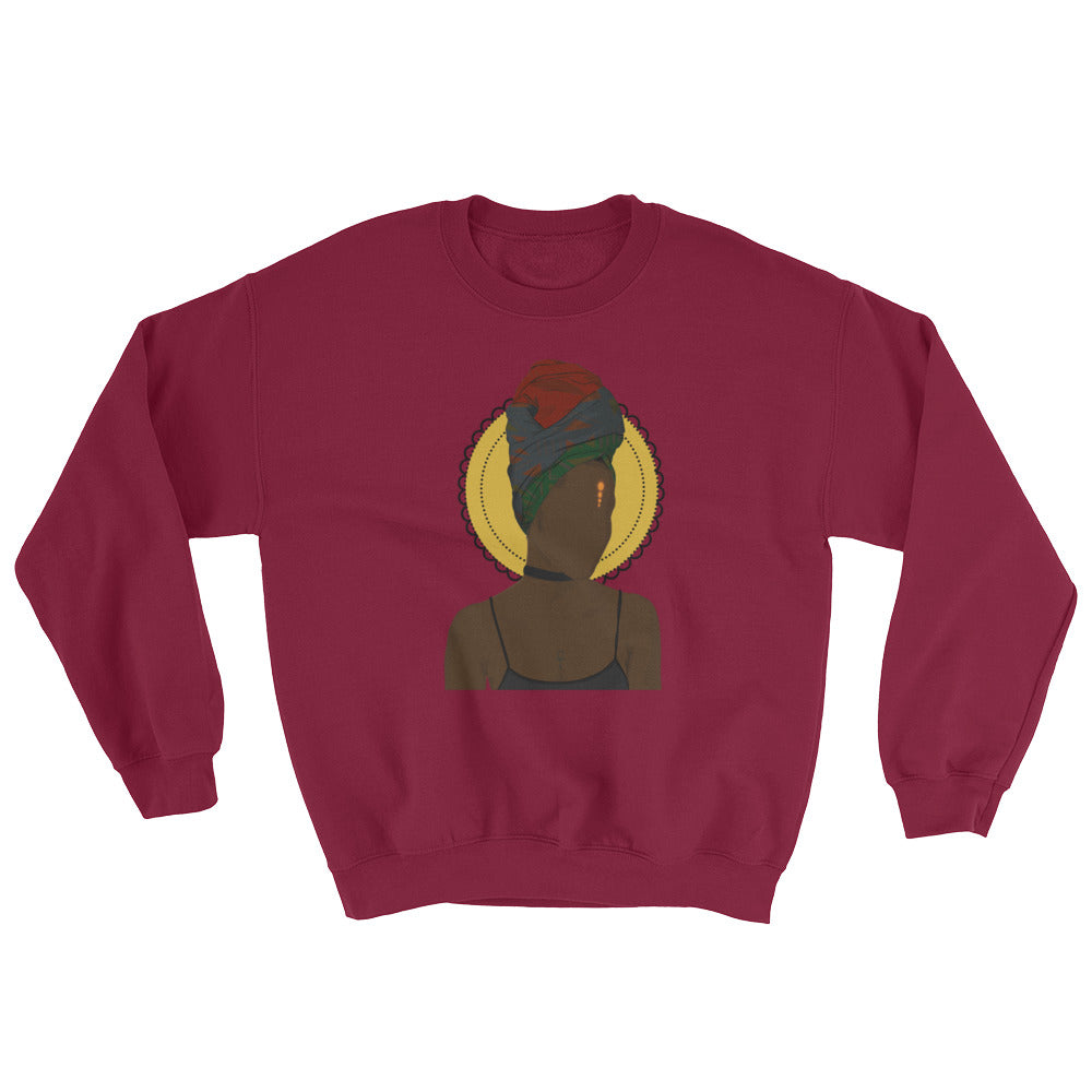 Pan African Queen Sweatshirt