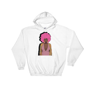 Cotton Candy Hair Hoodie