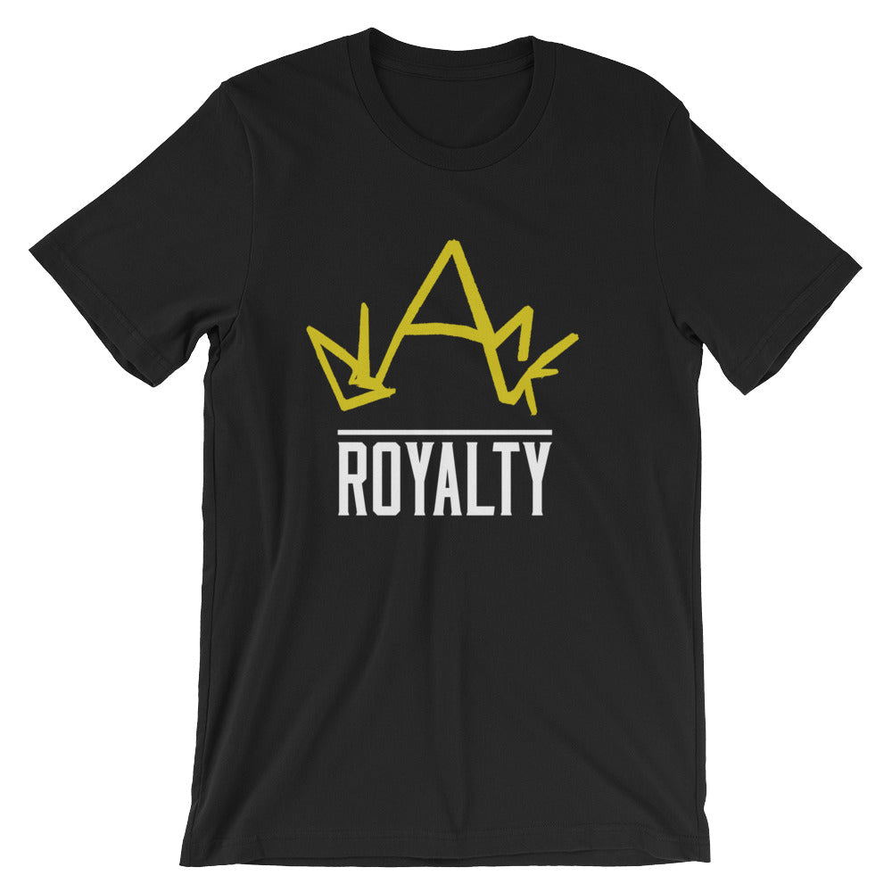 Blck Royalty Logo T-Shirt