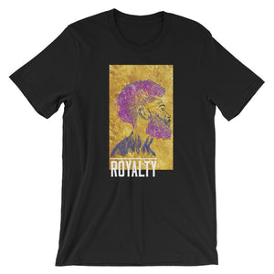Purple & Gold T-Shirt