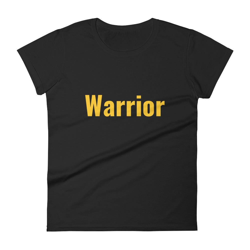 Warrior t-shirt