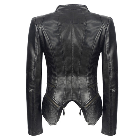 Latina Rider Leather Jacket