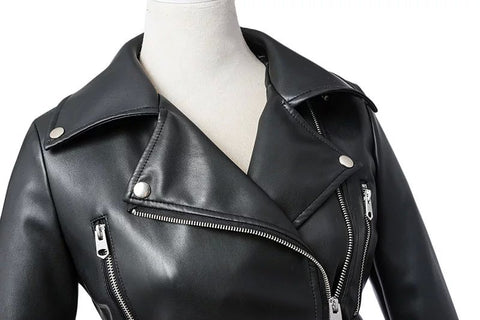 Chicana Leather Jacket