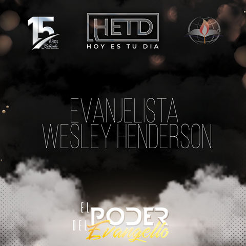 13 - Evangelista Wesley Henderson - A Broken and New Vessel