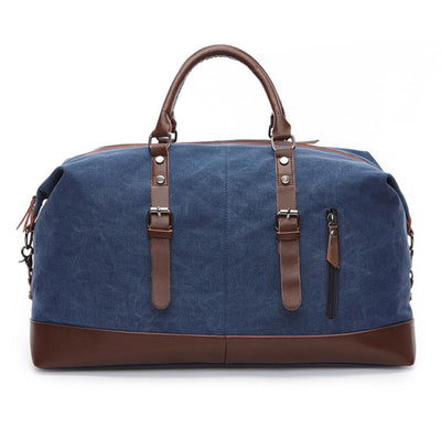 Retro Duffel Travel Bag + 5 Colors