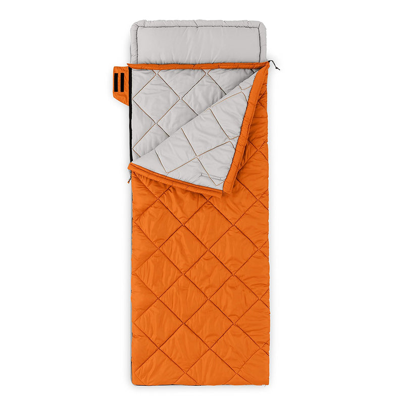Core Equipment 30 Degree Classic Rectangle Sleeping Bag - fashionstuff123