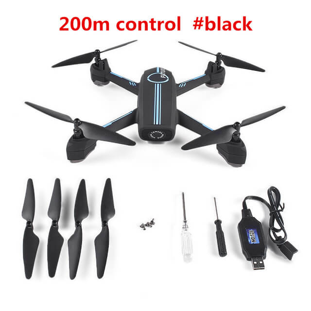 Fairzones 528 GPS Follow Me Mode Auto Return RC mini Kids Drone WIFI FPV 720P HD Camera APP Control - fashionstuff123