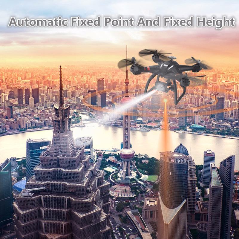 Faizones Professional Drone Brushless Double GPS WIFI FPV With 1080P HD Camera RC Quadcopter - fashionstuff123