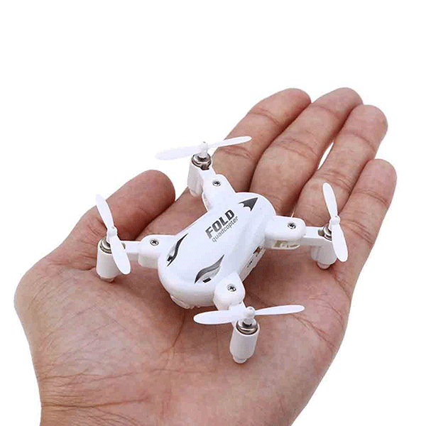 SY-X31 Mini Folding RC Quadcopter 2.4GHz 4CH 6 Axis Gyro beginner Kids Drones with LED Light - fashionstuff123