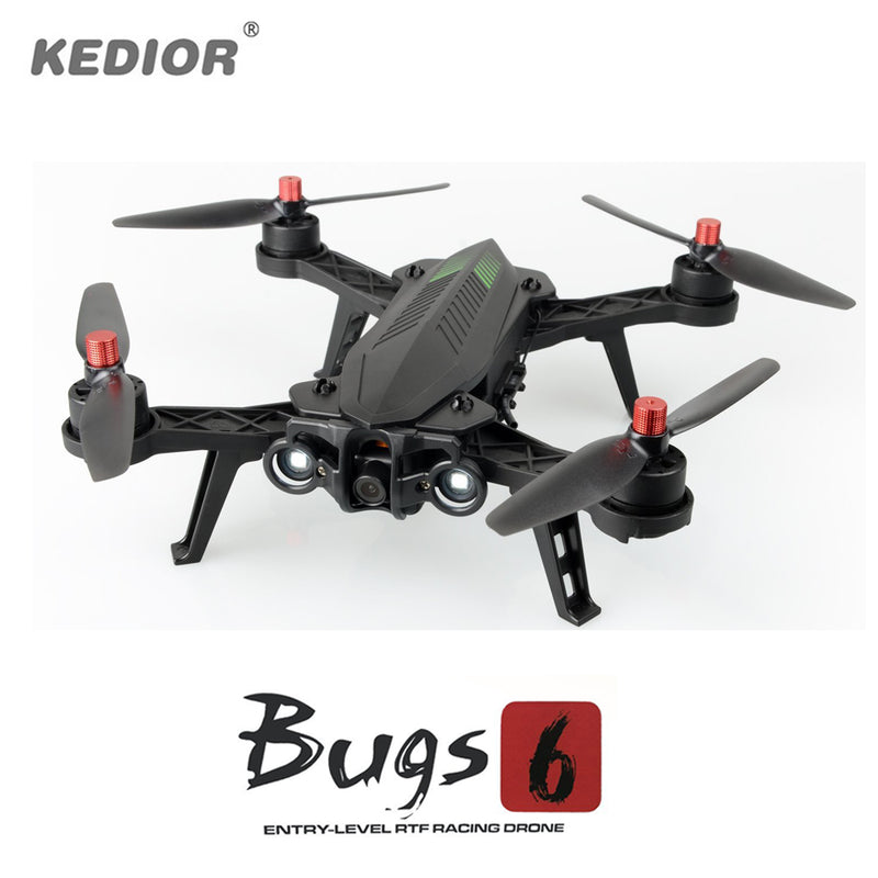 MJX Bugs 6 Professional Racing RC Drone with Camera HD 720P FPV Live Video Quadcopter - fashionstuff123