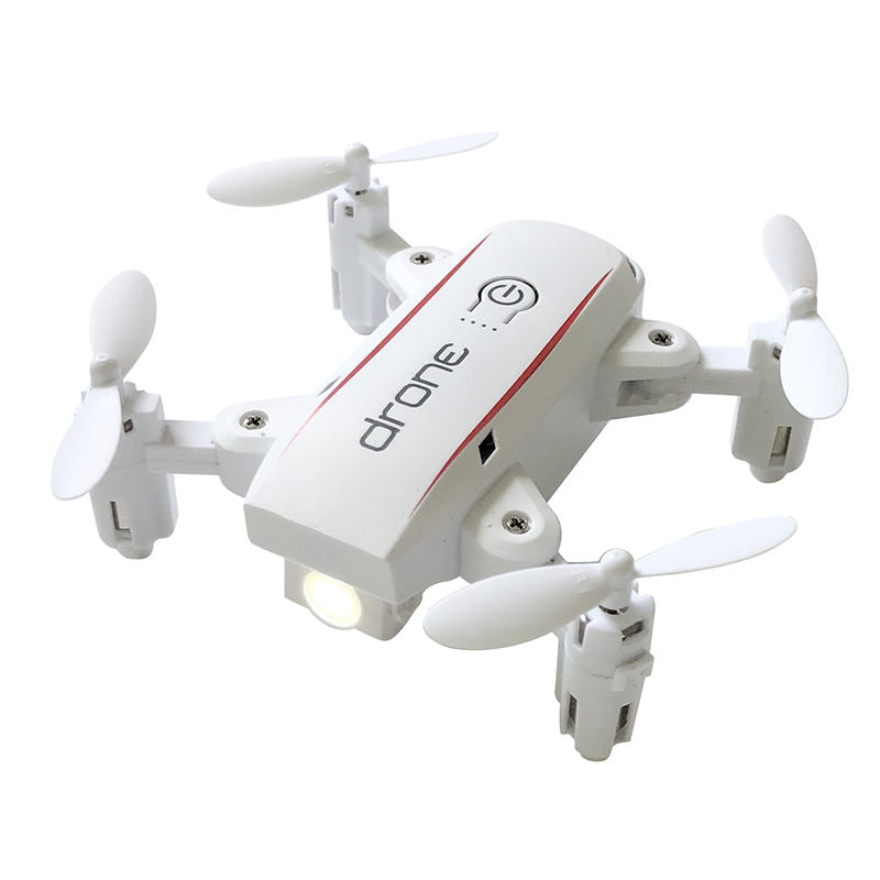 JX 1601 Mini 2.4G 4CH 6-Axis Altitude Hold Mode Foldable RC Quadcopter RTF Kids Drones Toys Models - fashionstuff123
