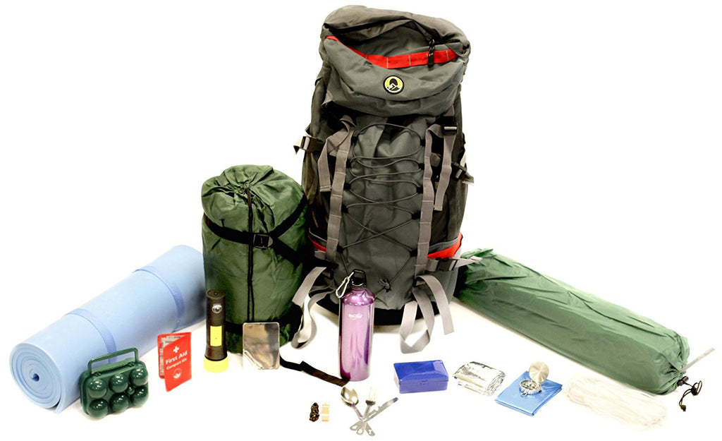 Stansport Internal Frame Pack Camping Set Backpacking - fashionstuff123