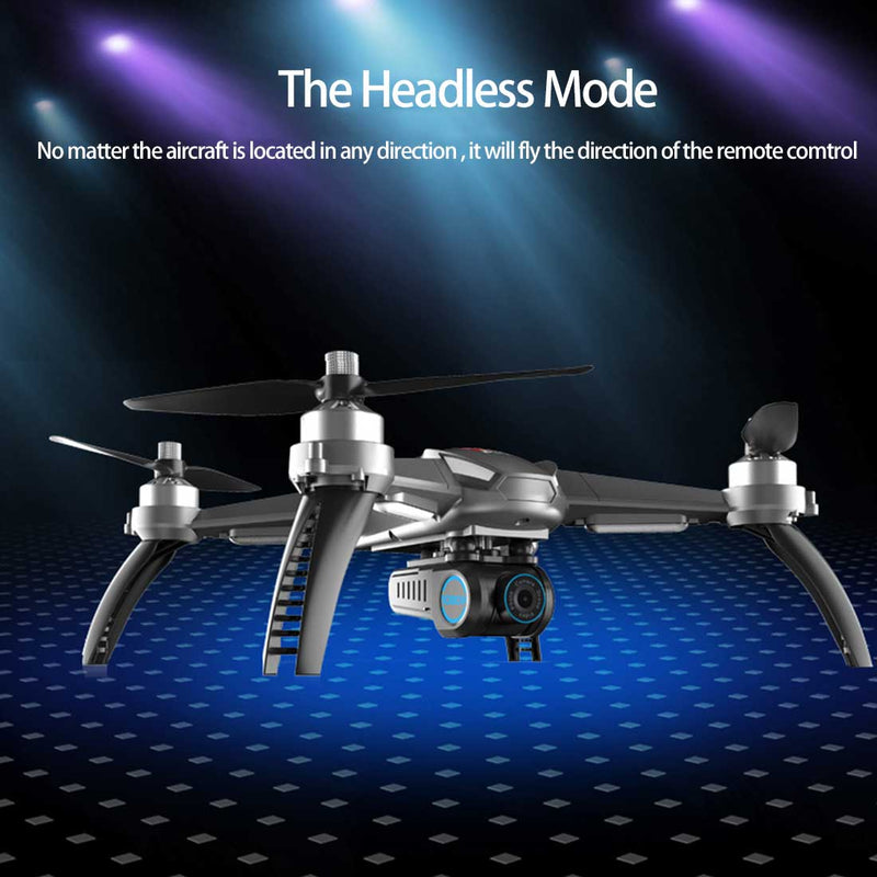 Fairzones Bugs 5 W B5W Brushless Motor GPS RC Drone With 5G WIFI FPV Automatic adjustment camera - fashionstuff123