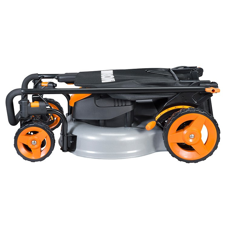 "WORX WG719 13-Amp Electric 19"" Lawn Mower - fashionstuff123"