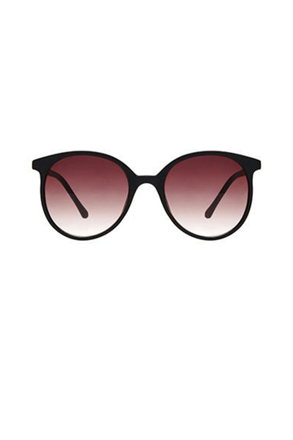 Minkpink Brightside Sunglasses Black Rubber