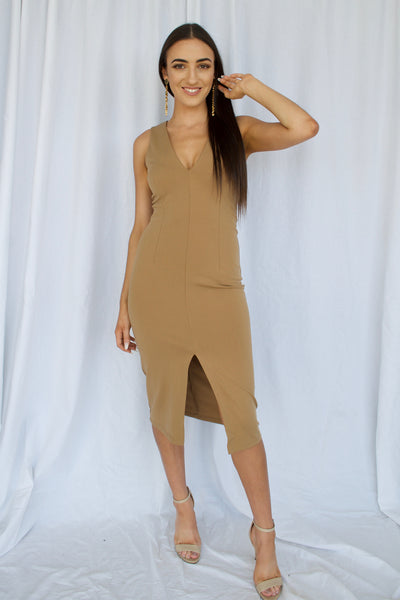 The Mahalia Midi Dress