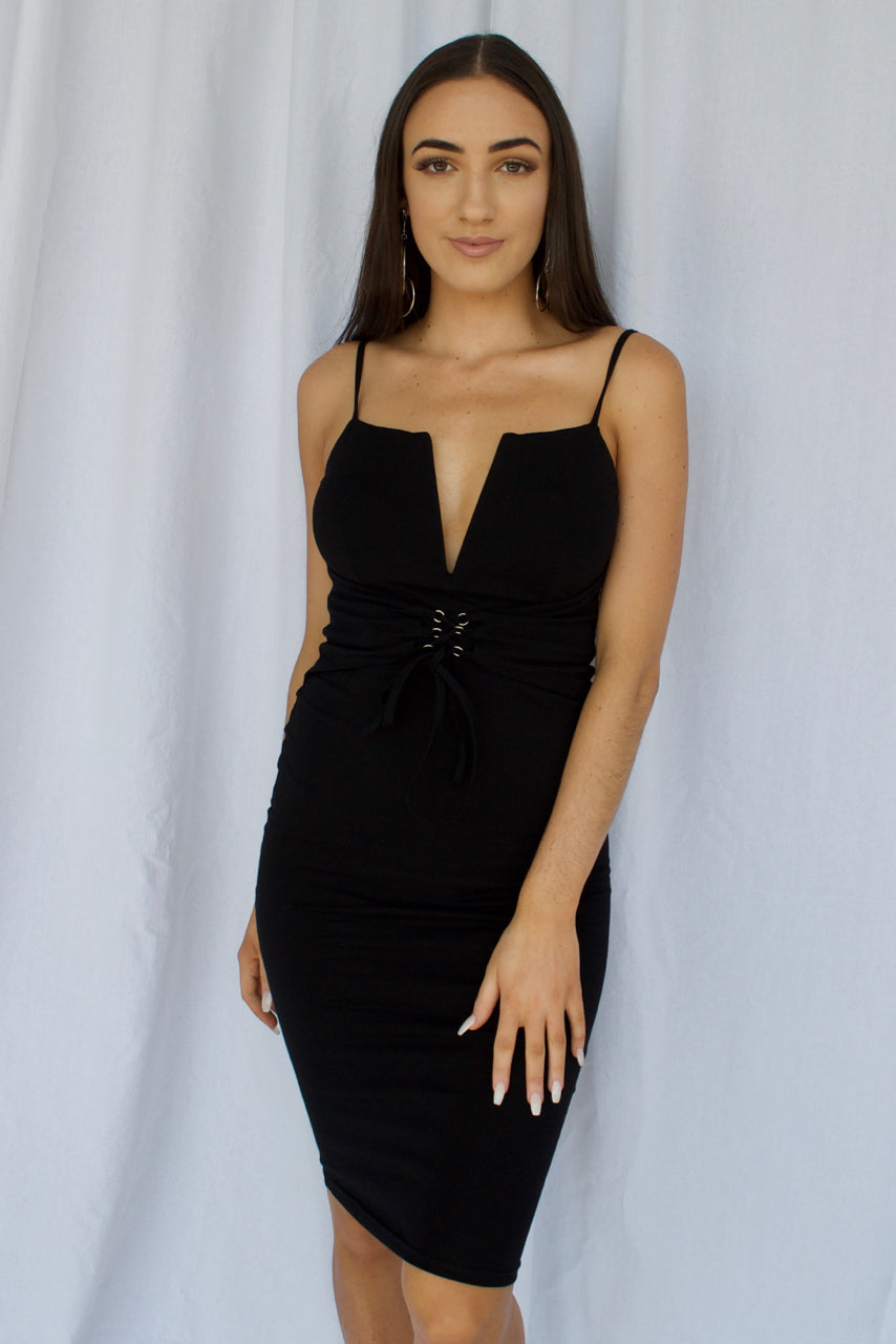 Envy Little Black Dress