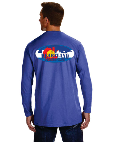 Heartland Owner Group long sleeve t-shirts