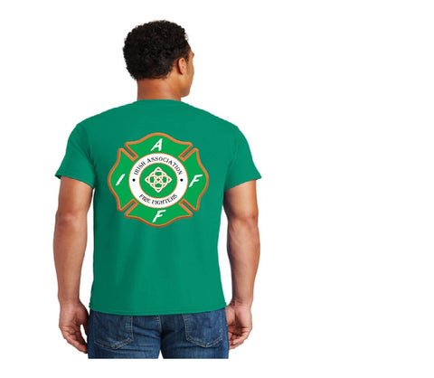 Irish FireFighters Assn. Tee
