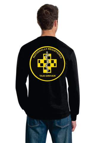 Men's National Registered Taxi Cab Tee