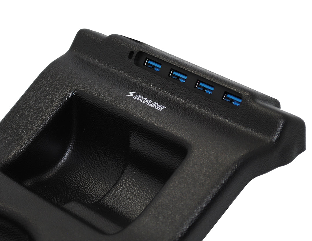 USB Hub Center Console for Model 3 and Model Y
