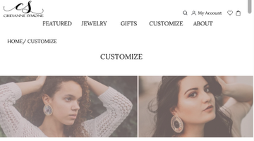 Cheyanne Symone User Experience Project