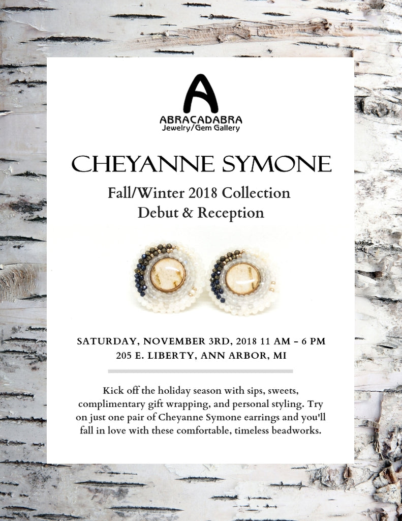 Join us! Cheyanne Symone Fall/Winter 2018 Collection Debut & Reception
