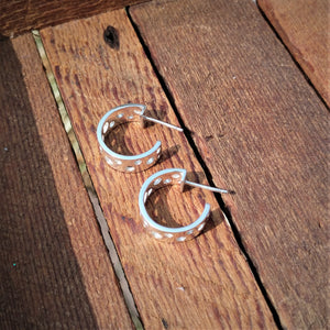 Luna Hoop Earrings