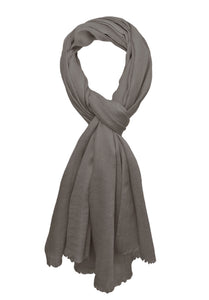 Pure Cashmere Scarf/Wrap