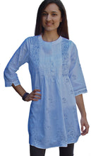 BIBA Hand Embroidered Cotton Tunic (Regular Sizes)