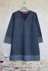 KRITIfab Block Print Tunic