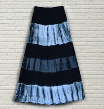 Mohini Pure Cotton Crinkled Tie n Dye Skirt